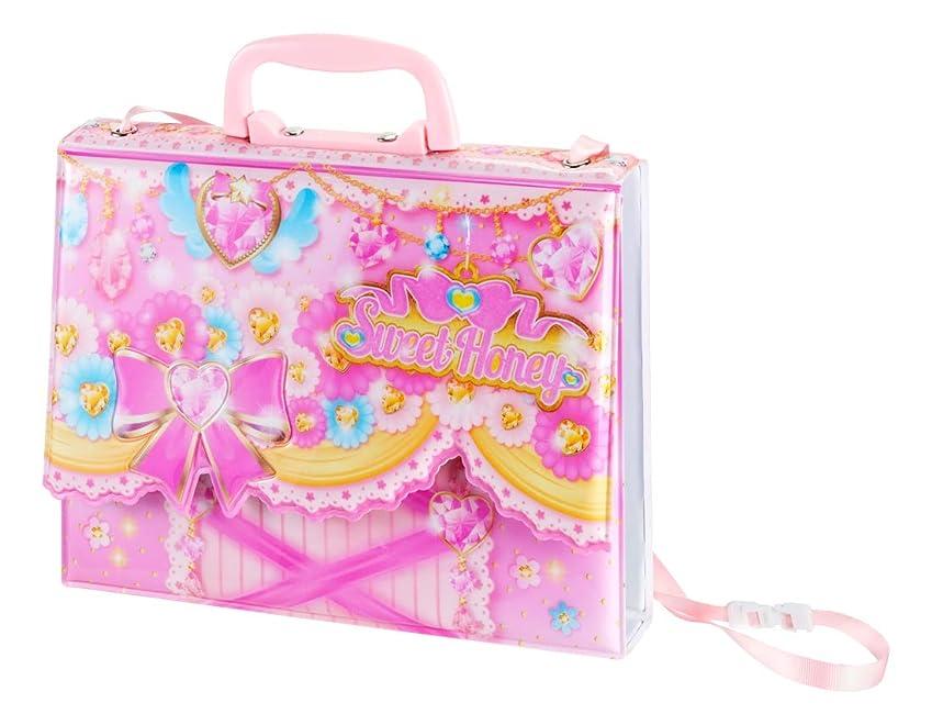 同封する断言する遠洋のタカラトミーアーツ キラッとプリ☆チャン みらいのプリチケバッグ