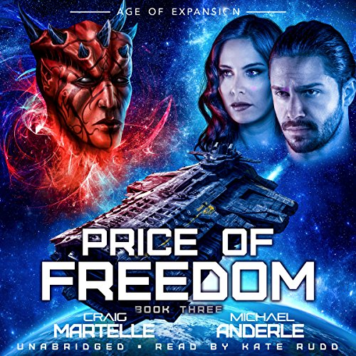 Couverture de Price of Freedom: Age of Expansion - A Kurtherian Gambit Series