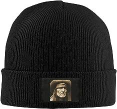 LinUpdate-Store Willie Nelson Spirit Unisex, Cappello Casual, berretto Sportivo, Cappello lavorato a Maglia, berretto di copertura