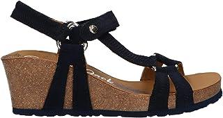 nuevo sádico Sandalias de Mujer PANAMA JACK púrpurata Menorca B2 Velour Marino Marino Marino  suministramos lo mejor