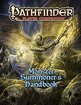 Pathfinder Player Companion: Monster Summoner's Handbook - Book  of the Pathfinder Player Companion