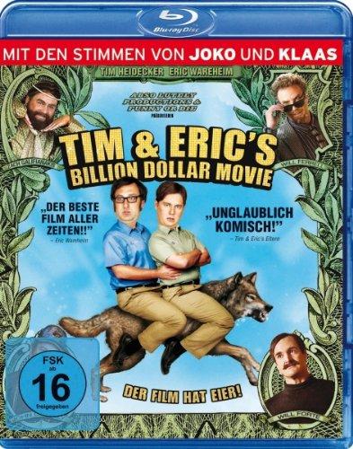 Tim & Eric's Billion Dollar Movie [Blu-ray]