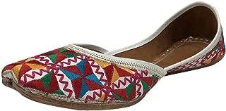 Punjabi Jutti for Womens Handmade Jutti Online Shoes Ethnic Shoes
