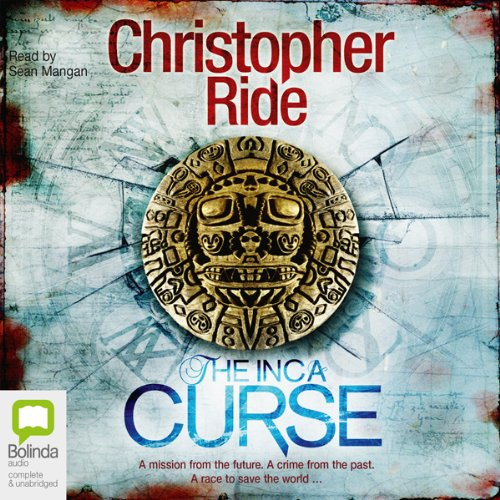 Inca Curse audiobook cover art