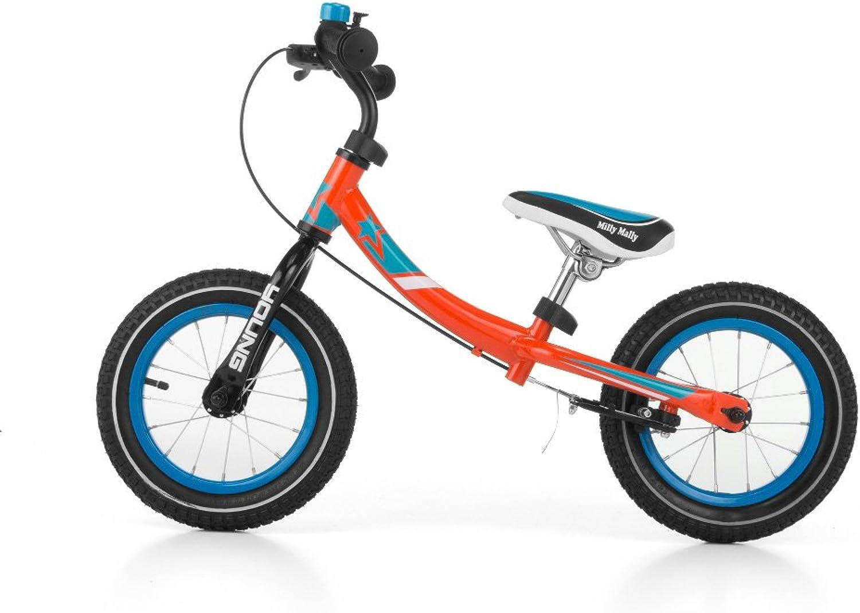 Milly Mally 22107 Balance Bike Young Model, orange