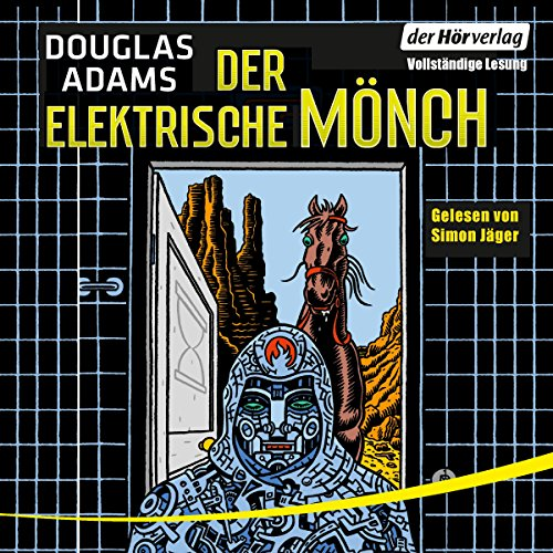 Der elektrische Mönch cover art