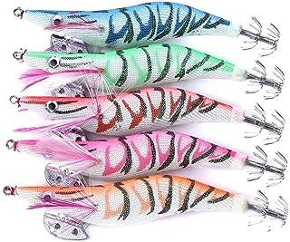 Amo da pesca Cap Covers gamberetti Protector Squid Jig Ombrello Lure Custodia protettiva in plastica 10PCS Grandi