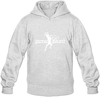 Uitgfgki Men's James Blunt1 Sweatshirt Hoodie