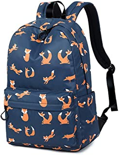 fox backpack for kids