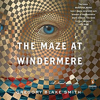 The Maze at Windermere audiobook cover art