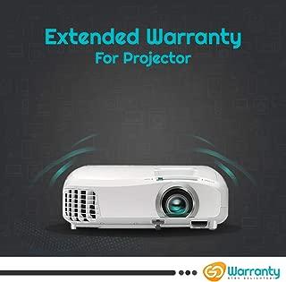 GoWarranty : Extended Warranty for Projectors (Range INR 70001 - INR 125000) - (3 Year Warranty)