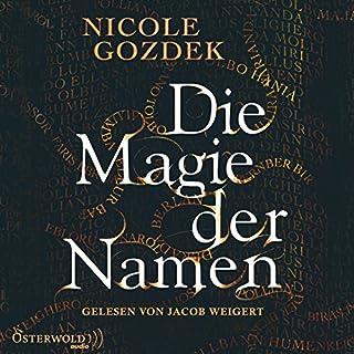 Die Magie der Namen Titelbild