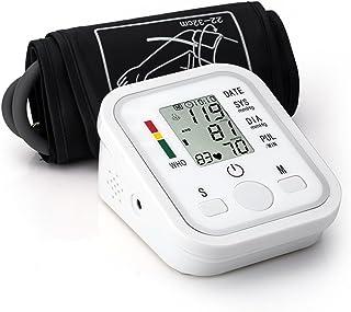 TAO Monitor De Presión Arterial Cuidado Del Hogar Eléctrico Batería Seca Función De Memoria Brazo Presión Inteligente 4.6 * 3.7 * 2.6in