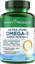 Sponsored Ad - Purity Products - Ultra Pure Omega 3 Super Formula 90 Softgels
