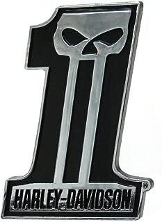 CHROMA Graphics 41507 Harley Davidson Dark #1 Emblemz Decal