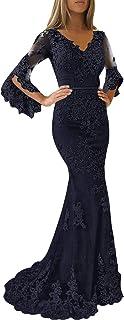 Suchergebnis Auf Amazon De Fur Abendkleider Meerjungfrau Blau