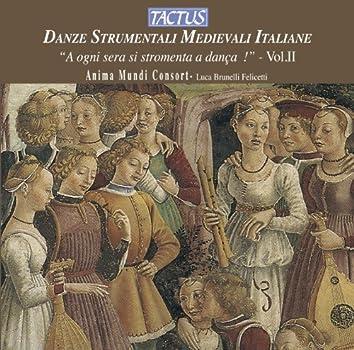 Danze Strumentali Medievali Italiane, Vol. 2