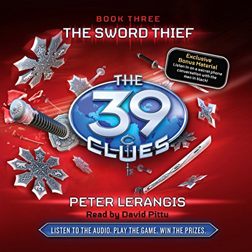 The 39 Clues Book Three cover art