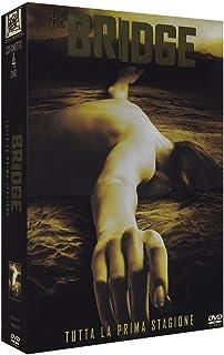 the bridge - season 01 (4 dvd) box set dvd Italian Import