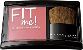 Maybelline New York Fit Me! Blush, Deep Rose, 0.16 Ounce