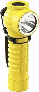 Streamlight 88831 PolyTac 90 LED Right Angle Polymer Flashlight, Yellow - 170 Lumens