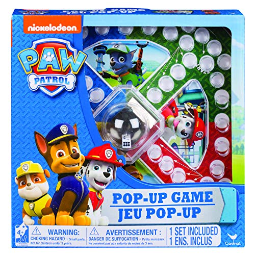 Cardinal Games - 6028796 - Paw Patrol Pop Up Spiel