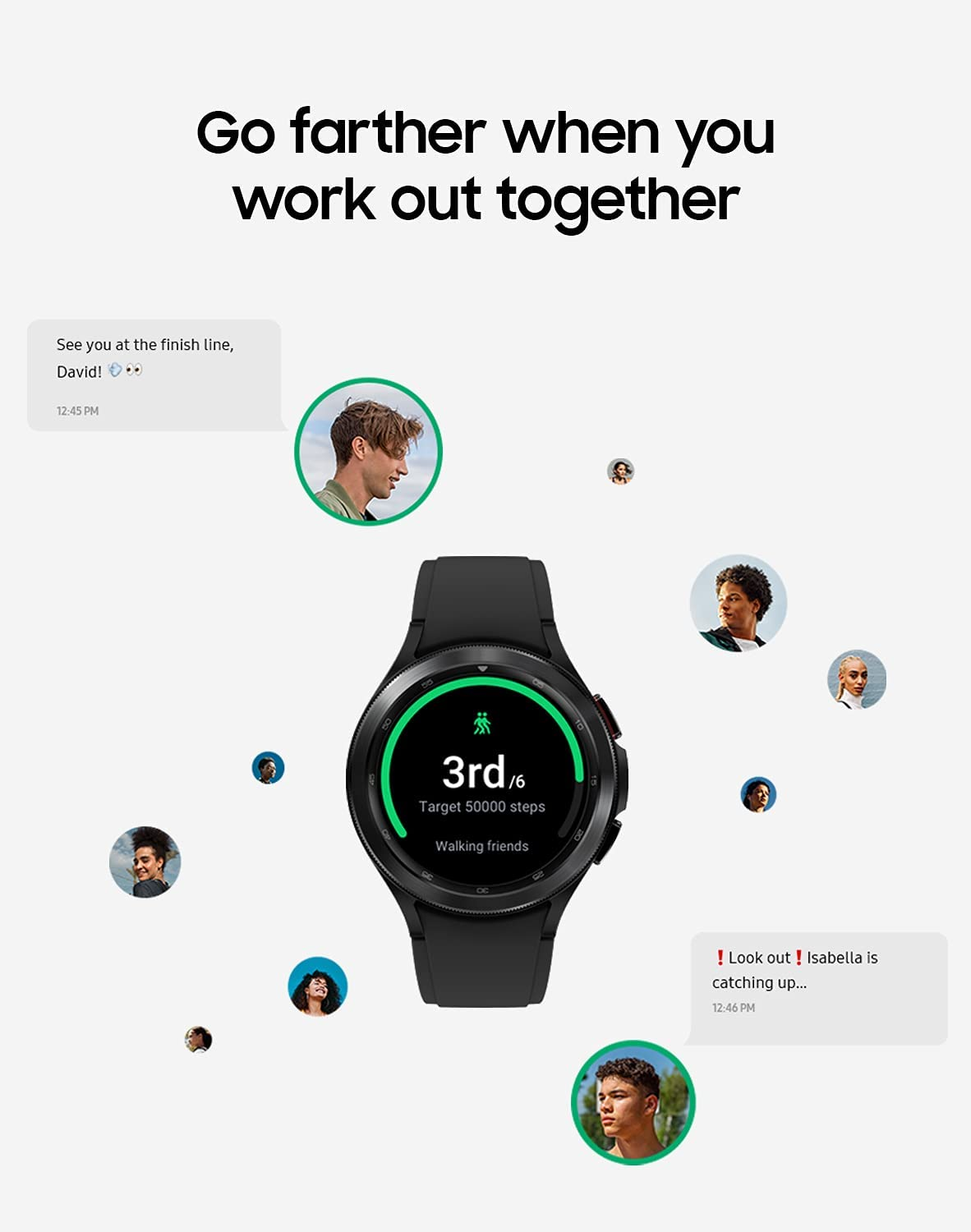 Samsung Galaxy Watch 4 (Review) - Fitness