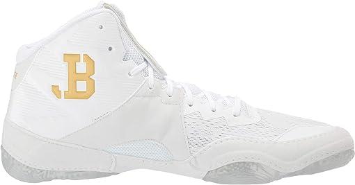 Brilliant White/Rich Gold