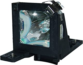 Lutema Platinum Bulb for Epson EMP-52 Projector Lamp with Housing (Original Philips Inside)