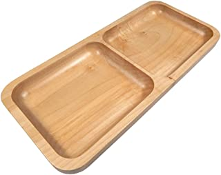 Best small wooden trays Reviews