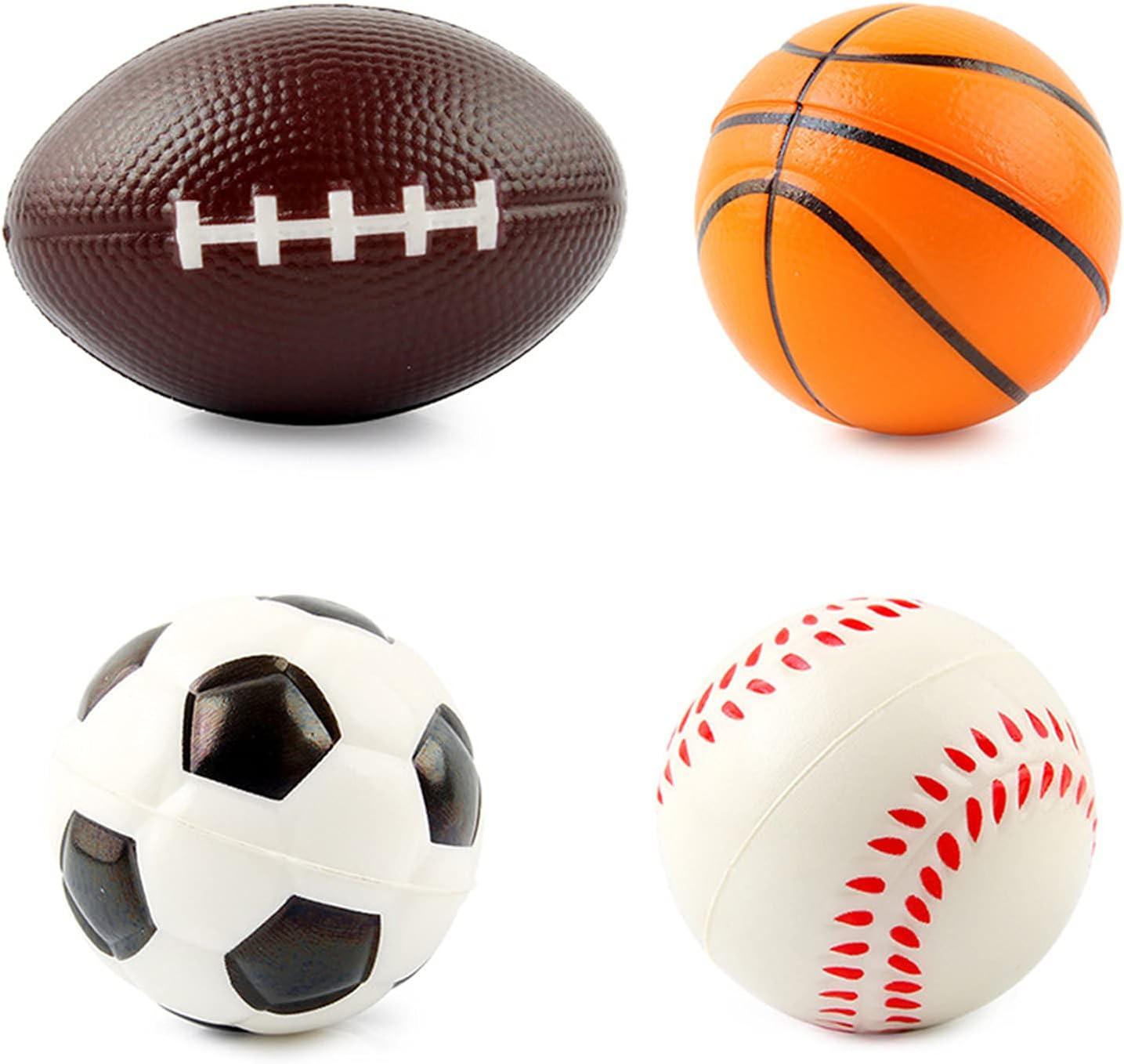 Onefa Houston Mall Plush Figure Toys Grip Basketball Football Footb Max 85% OFF Strength