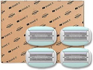Shave It - Rakblad för kvinnor 4-pack)