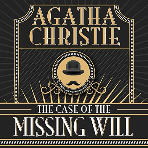 The Case of the Missing Will cover art