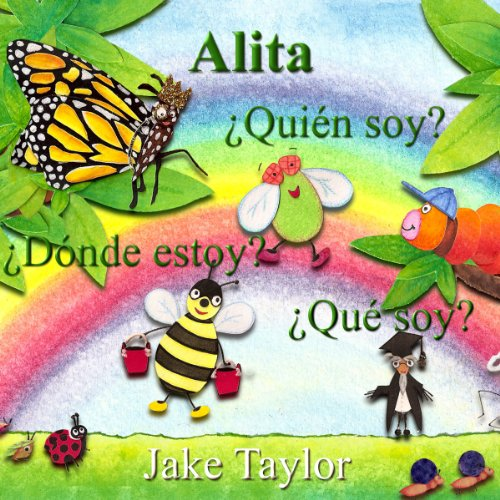 Alita - ¿Quién soy? ¿Dónde estoy? ¿Qué soy? [Alita - Who am I? Where am I? What am I?] Audiobook By Jake Taylor cover art