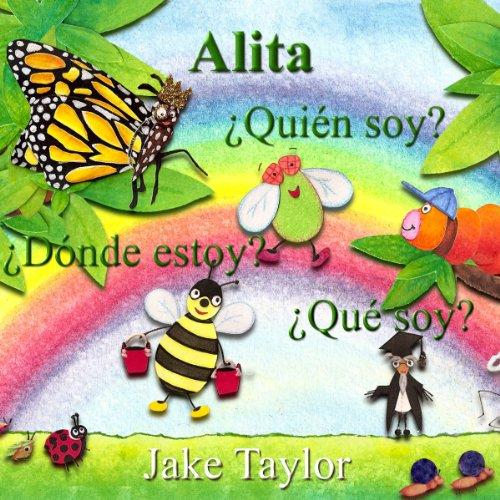Alita - ¿Quién soy? ¿Dónde estoy? ¿Qué soy? [Alita - Who am I? Where am I? What am I?] audiobook cover art