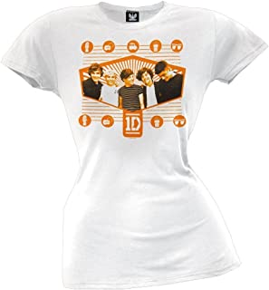 Best one direction jersey shirt Reviews