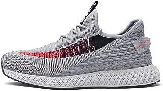 FOLOMI 4D打印鸟巢鱼鳞休闲运动鞋(39-46码)飞织跑鞋 运动鞋休闲鞋跑步鞋