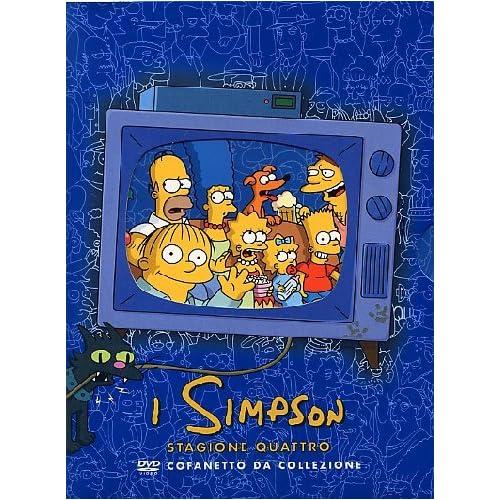 I Simpson(cofanetto da collezione)Stagione04
