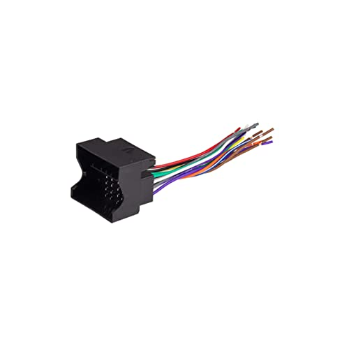 Carxtc Stereo Antenna Harness Adapter for Installing a New Radio Fits VW Beetle Activ 98 99 00 2000
