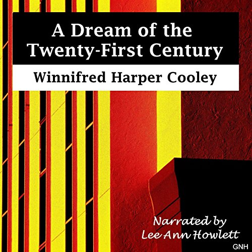 A Dream of the Twenty-First Century audiobook cover art