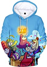 WAWNI Fall Guys: Ultimate Knockout Cosplay Costume 3D Hoodie Sweatshirts Men Women Pullover Unisex Tracksuit