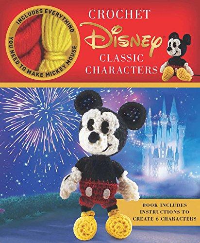 Crochet Disney Classic Characters (Crochet Kits)