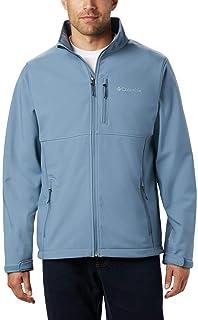 Men's Ascender Softshell Jacket, Water & Wind Resistant