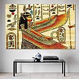 AQgyuh Puzzle 1000 Piezas Diseñar Patrones de ilustración con Elementos históricos del Antiguo Egipto Puzzle 1000 Piezas Adultos Rompecabezas de Juguete de descompresión intelectual50x75cm(20x30inch)