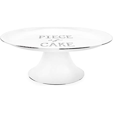 11 inch Cake Stand  Rustic Tall Pedestal Serving Cake Stands