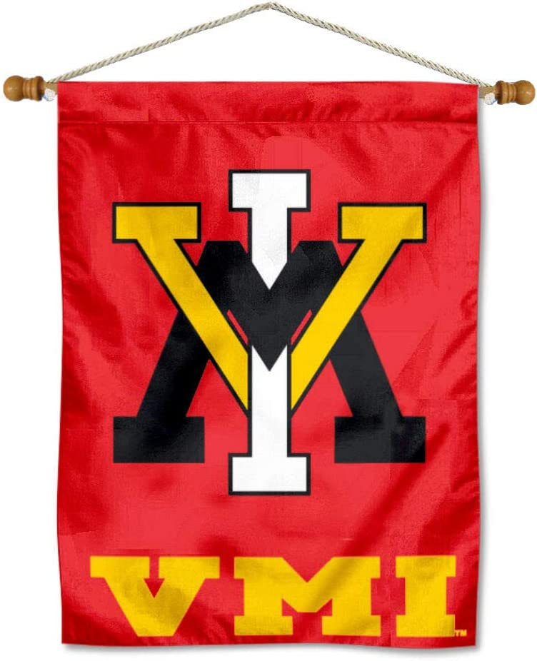 Al sold out. Virginia Military Keydets Banner with Hanging Max 51% OFF Pole