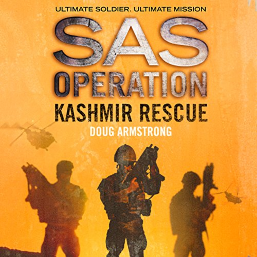 Kashmir Rescue audiobook cover art