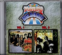 The Traveling Wilburys Import CD - The Traveling Wilburys Vol. 1 and Vol. 3