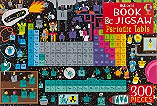 Periodic Table (Usborne Book and Jigsaw): 1 (1474969437) | Amazon price tracker / tracking, Amazon price history charts, Amazon price watches, Amazon price drop alerts