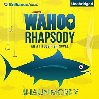 Wahoo Rhapsody audiobook cover art